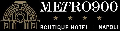 Metro900 - Boutique Hotel a Napoli