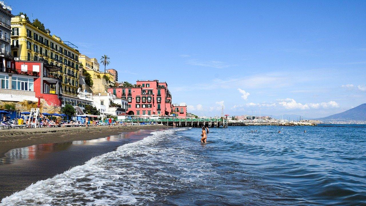 Spiagge di Posillipo a Napoli